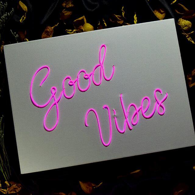 Neon Light Sign Customisation