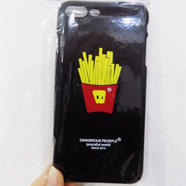 NEW! IPHONE 7 FRENCH FRIES CASE📱