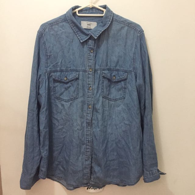 New Look Chambray Long sleeves
