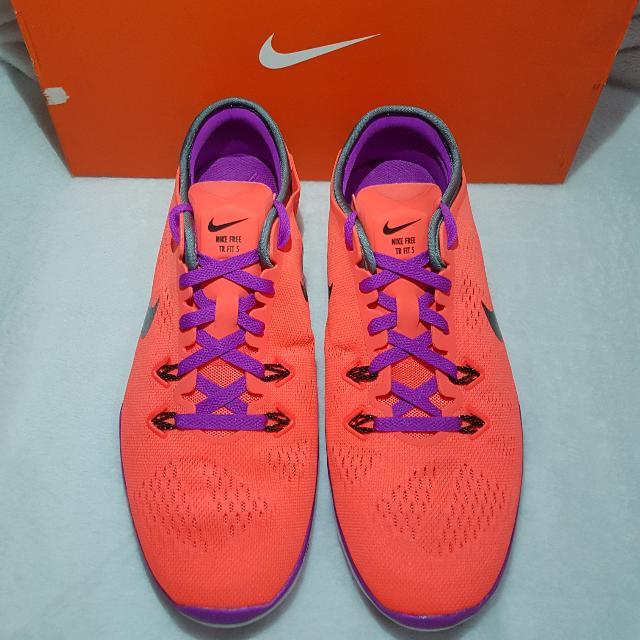 Nike Free Tri Feet 5