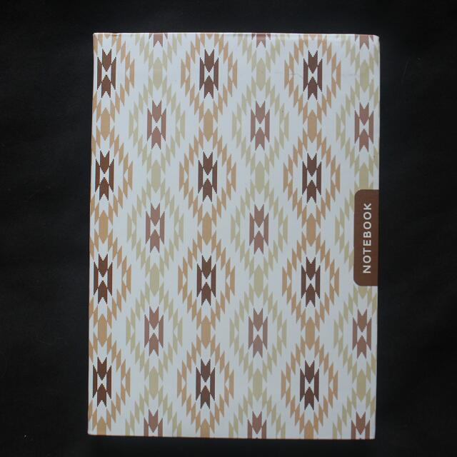 Notebook Wovenote - Brown