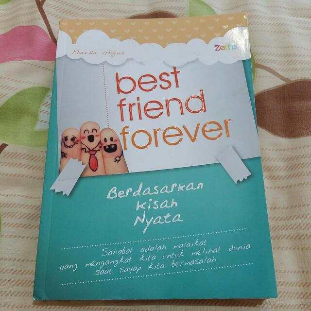 Novel Best Friend Forever