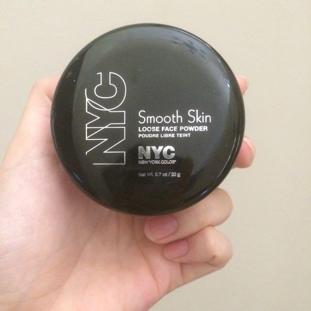 Nyc Loose Setting Powder