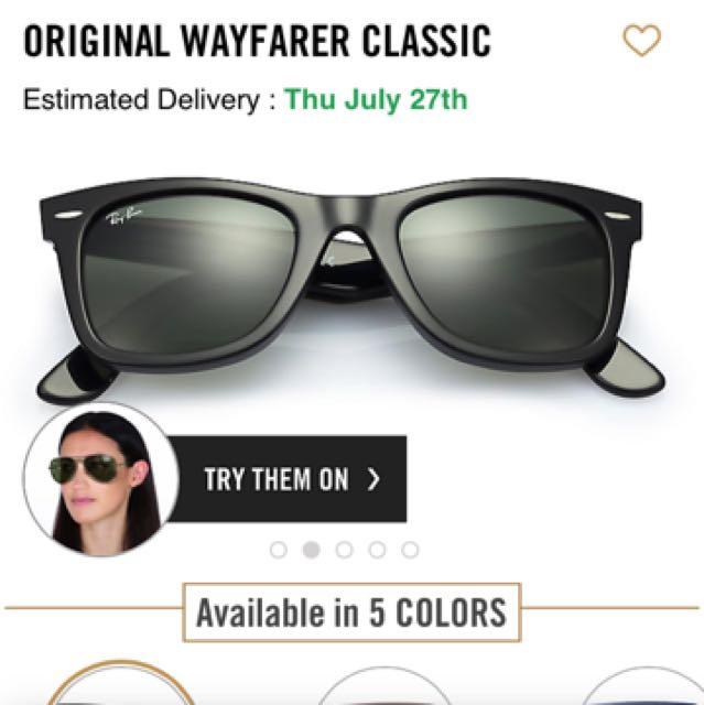 Original Wayfarer Classic