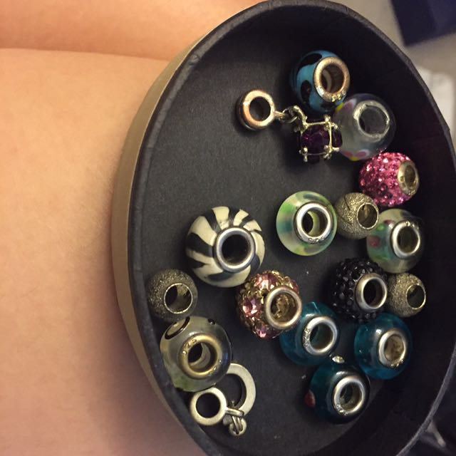 Pandora And Other Charms