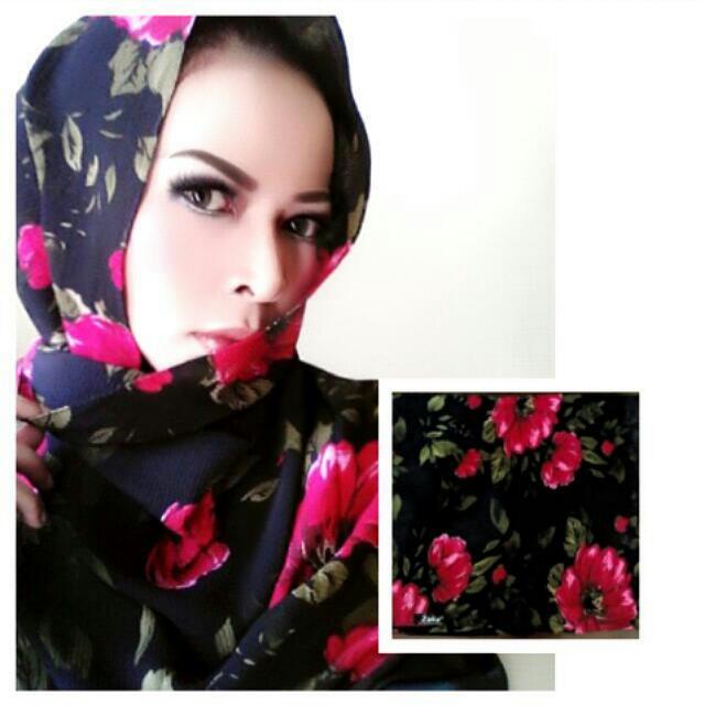 Pashmina Floral