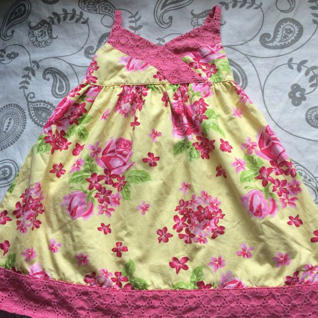 Penelope Mack dress 2-3T