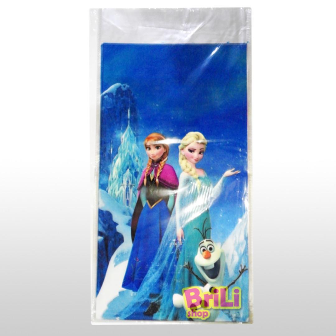 Plastik Snack Frozen | Souvenir Ultah | Goodie Bag Ulang Tahun