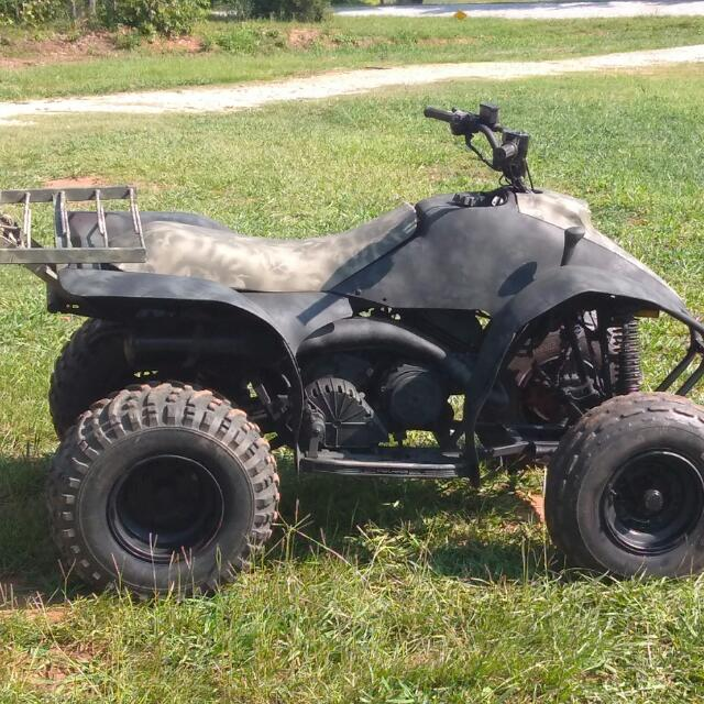 Polaris Trailblazer 250 Automatic, Motorbikes on Carousell