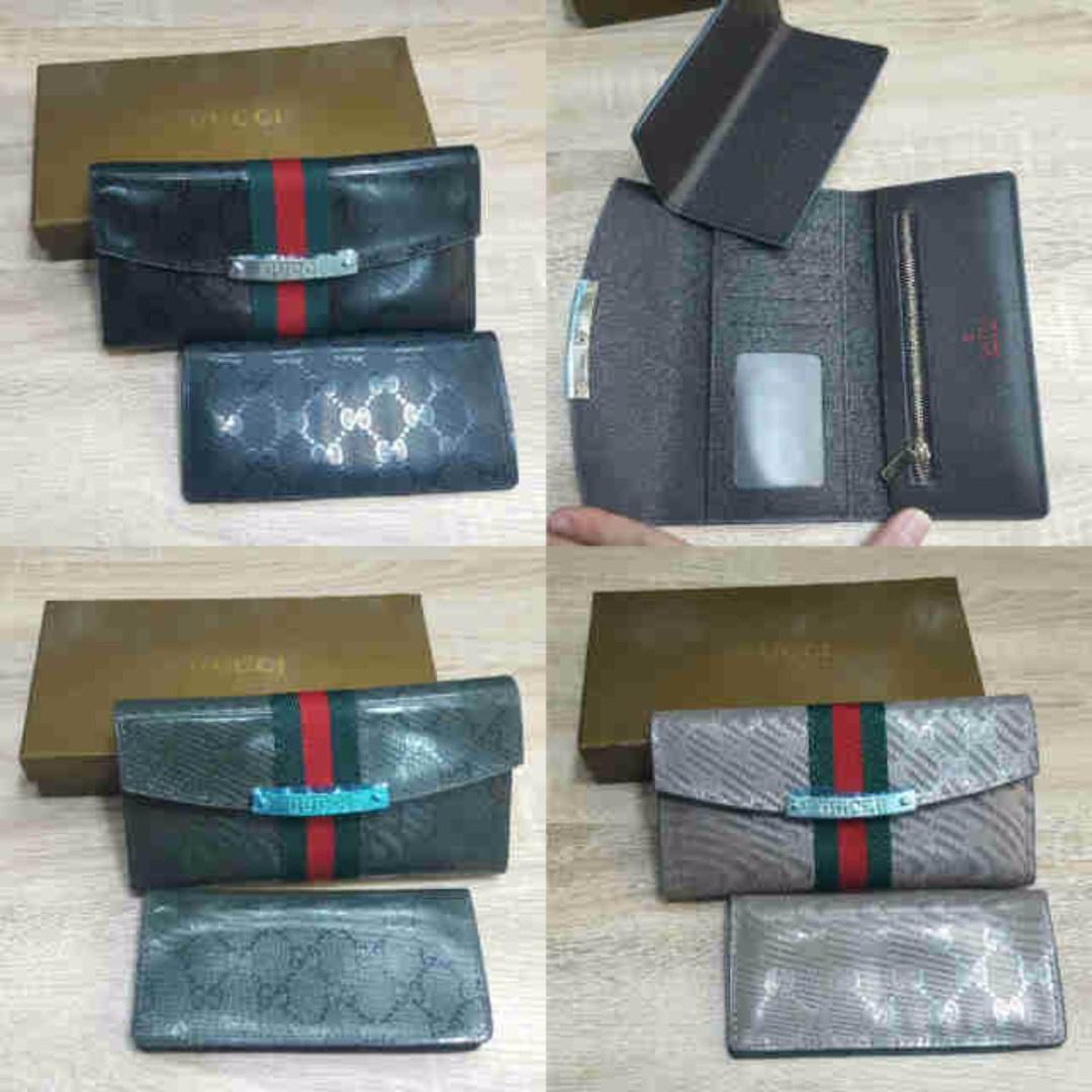 PREMIUM IMPORT GUCCI wallet