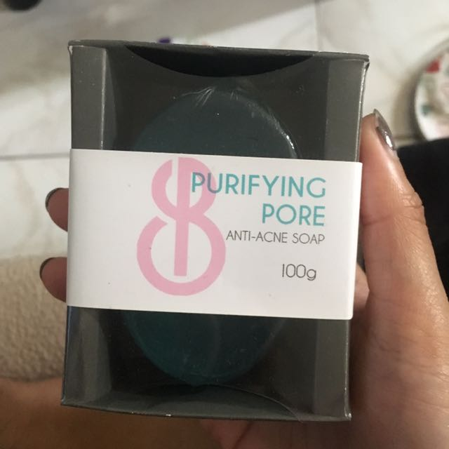 PURIFYING PORE ANTI-ACNE SOAP