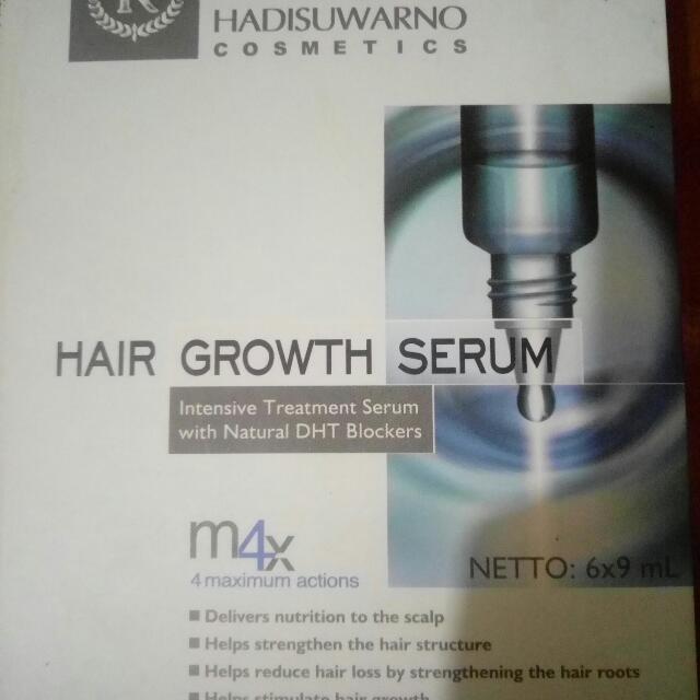 Rudy Hair Growth Serum