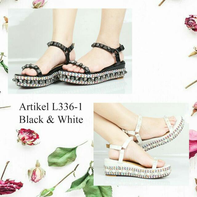 Sandal & Sepatu Wanita