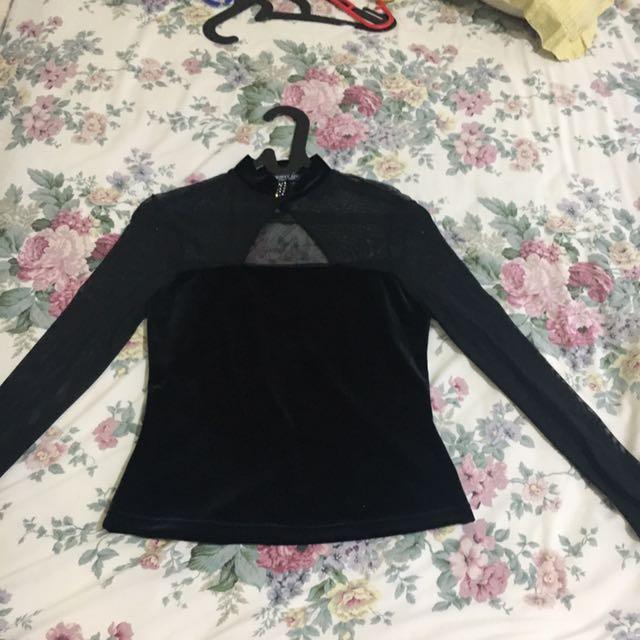 Satin Open Mid Cloth