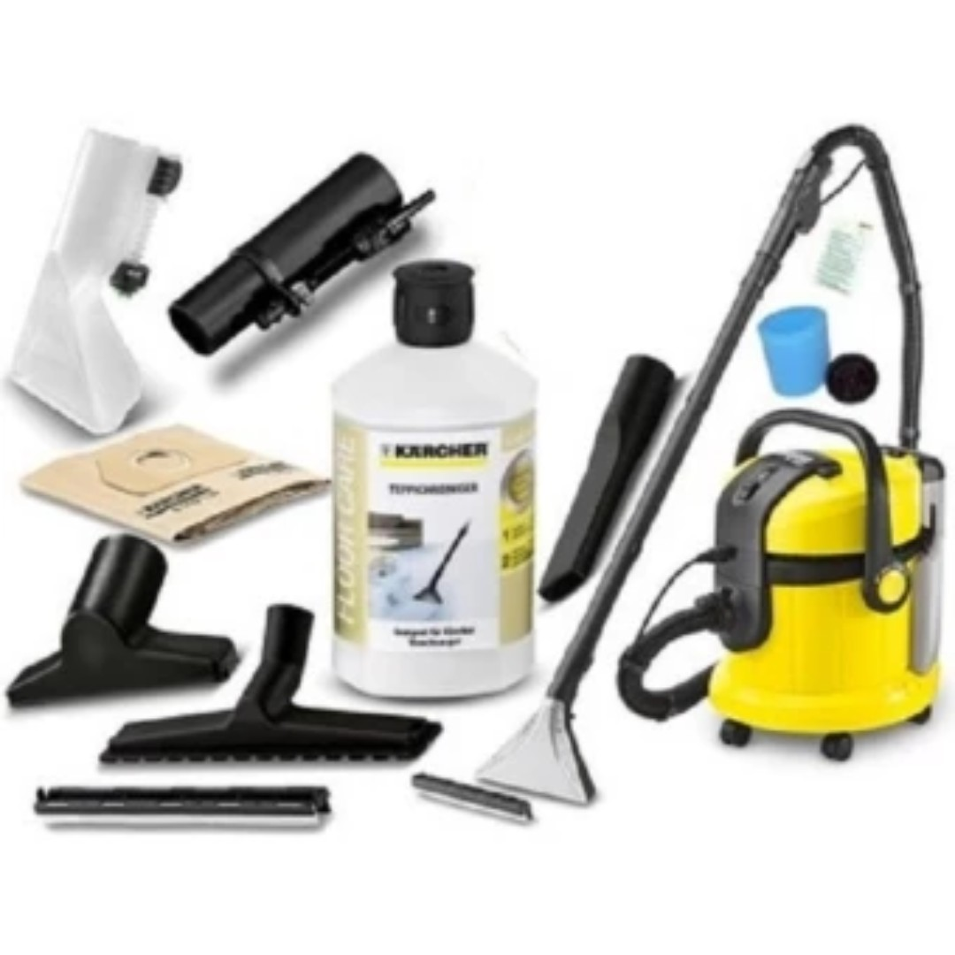 Se4001 Karcher Carpet And Upholstery Cleaner Wet Dry Vacuum