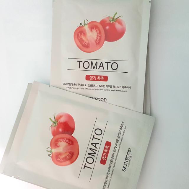 SKINFOOD   Tomato Masker