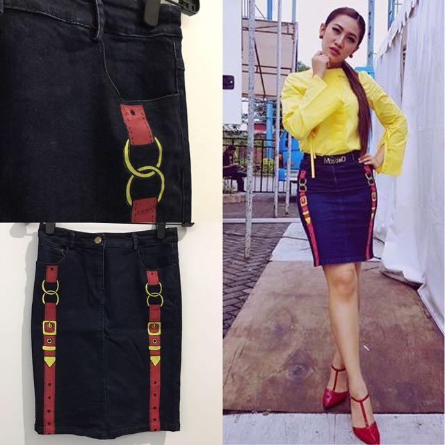 Span Bodyfit Jeans