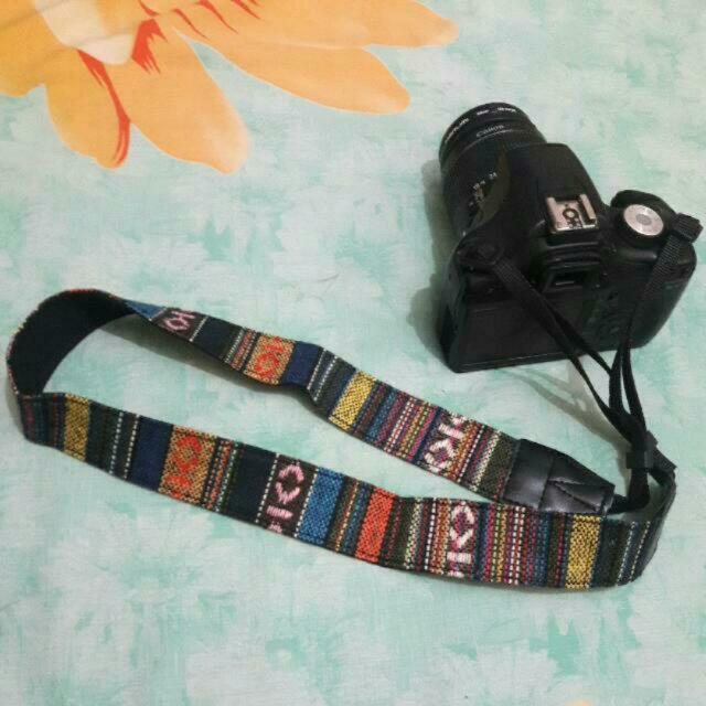 Strap Camera