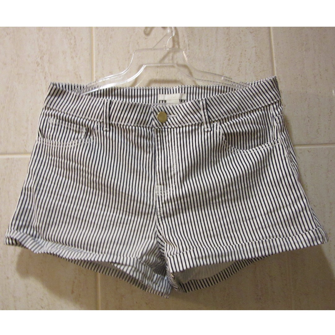 Stripy H&M Shorts