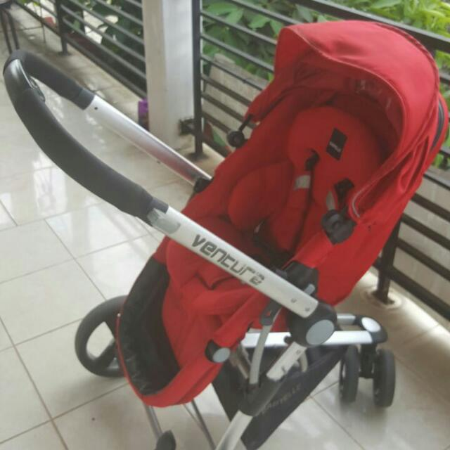 Stroller Baby Elle Ventura