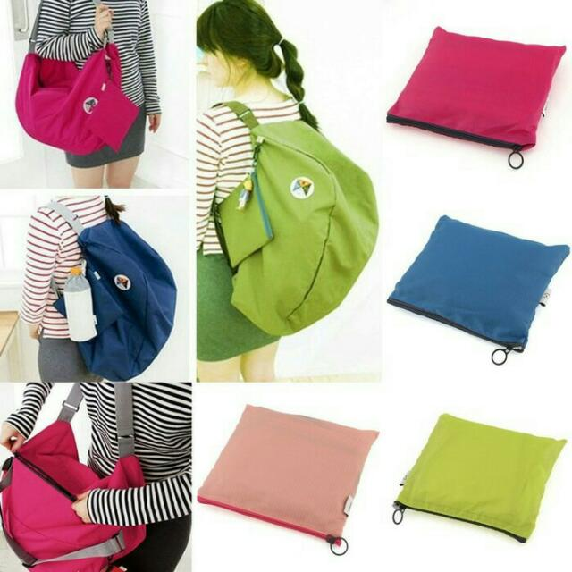 Tas Serbaguna 3 Way Korean Bag Iconic