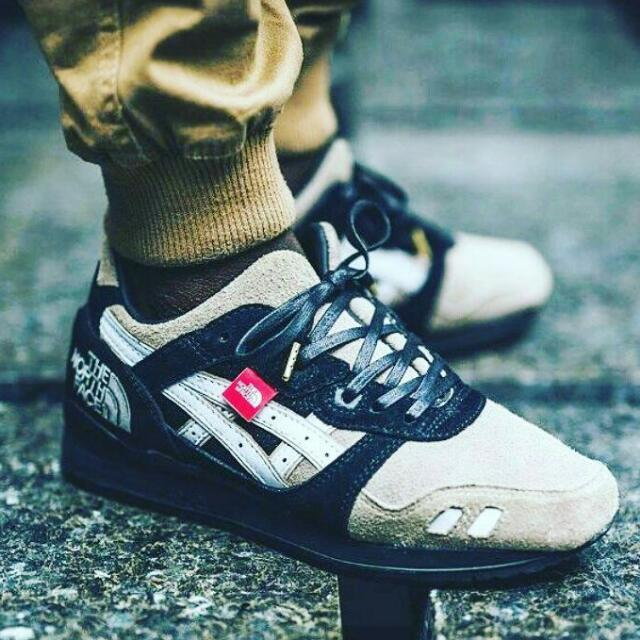 premium selection 54505 0ab82 THE NORTH FACE X GEL LYTE III 'THE APEX'