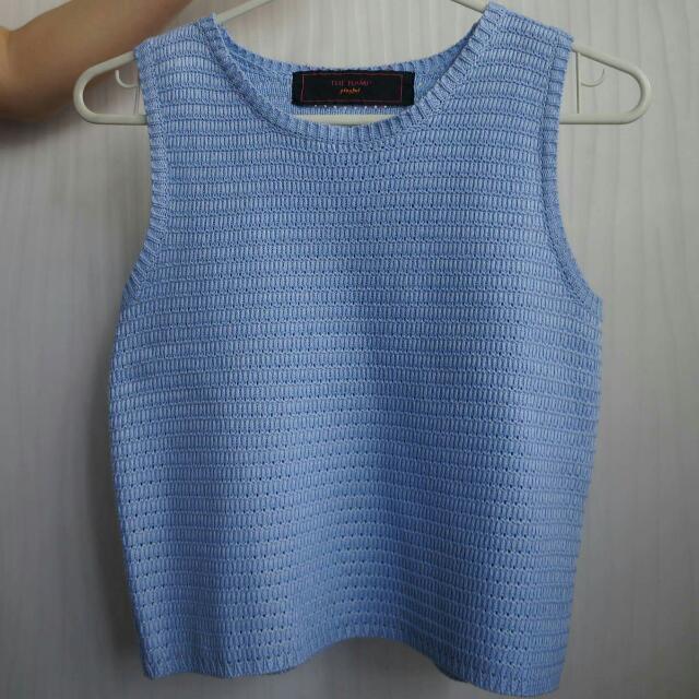 The Ramp Crochet Top