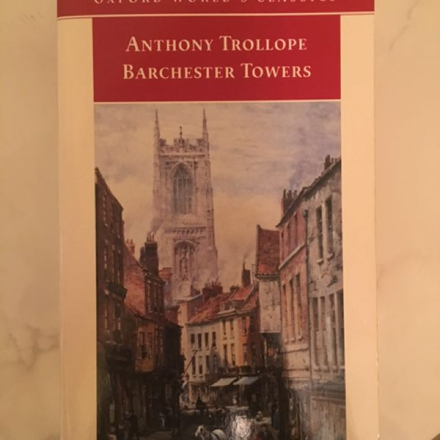 Trollope's Barchester Towers
