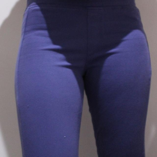 Uniqlo Blue Violet Jeggings