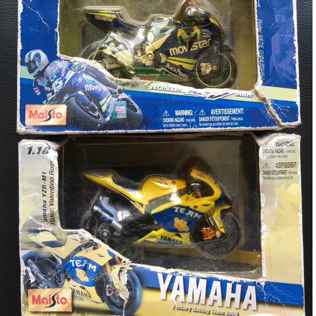 7407b759562 Valentino Rossi team Yamaha   Movistar racing bike models