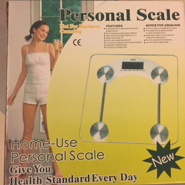 Weighing Machine- Personal Scale
