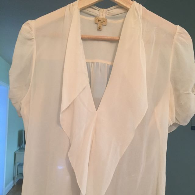 Wilfred Top In Ivory(size Xs)