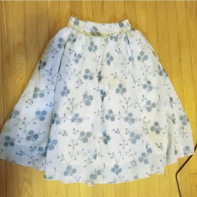 XS Midi Skirt