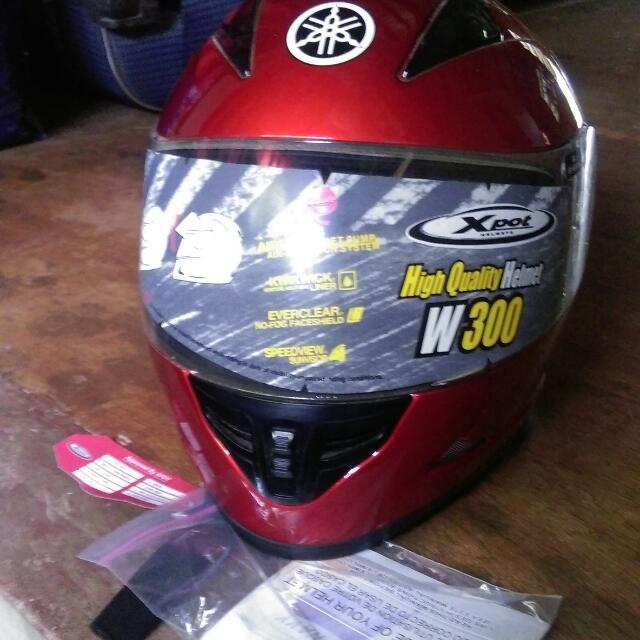 Yamaha X-pot Helmet 0930-8299-747