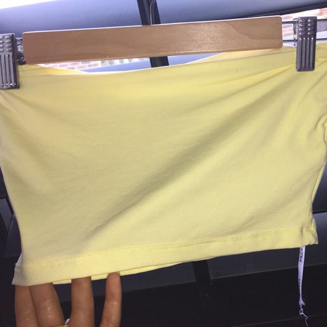 Yellow Kookai