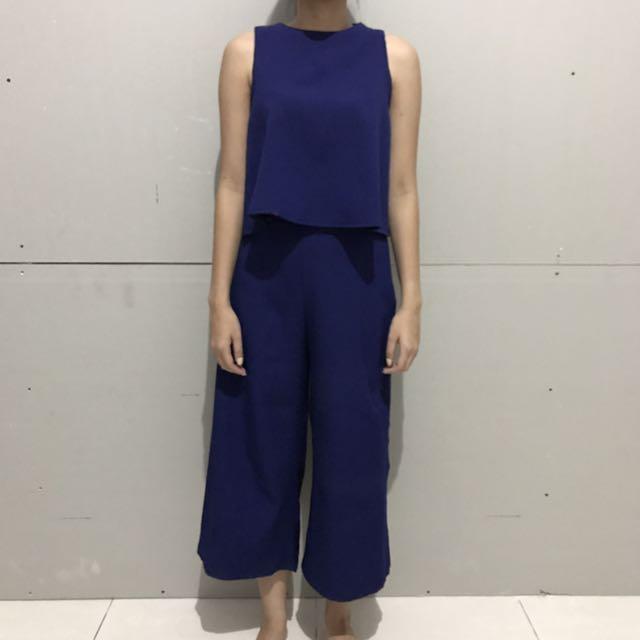 Yuan Clothing Blue Set