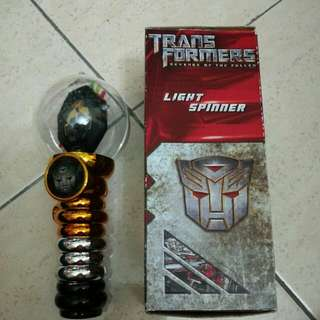 Transformer Light Spinner