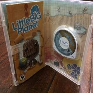 Little Big Planet- UMD (universal Media Disc)
