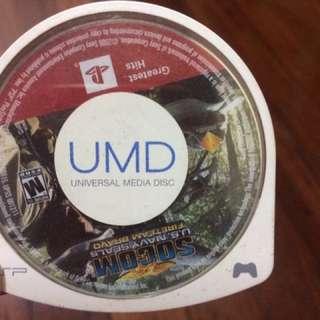 UMD for PSP