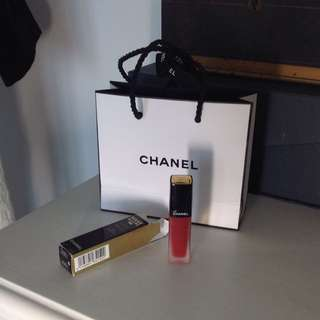 Chanel Rogue Allure Ink