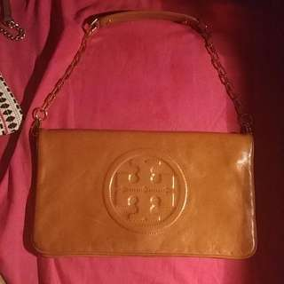 Tory Burch Clutch And Shoulder Bag