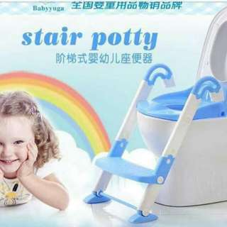 Stair Potty for Kids