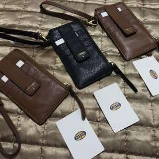 Fossil Amanda Phone Wristlet Wallet