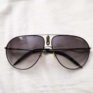 AUTHENTIC Carrera 44 (KU7YR) Aviator Sunglasses