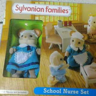 BN  SylvanianFamilies Nurse Set
