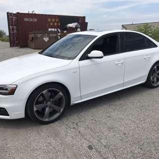 2014 Audi S4 Technik Sedan ONLY 38,000km