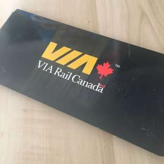 $500 VIA RAIL GIFT CARD