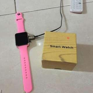 SKY Jam Tangan Iwatch U10 Smartwatch