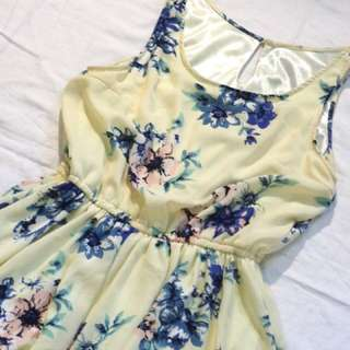 Summery dress from Japan