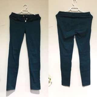 $ 200 JBrand Super Skinny Jeans In Aegean Blue Size 26